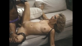 Blonde Fucked By Hairy Hung Hunk