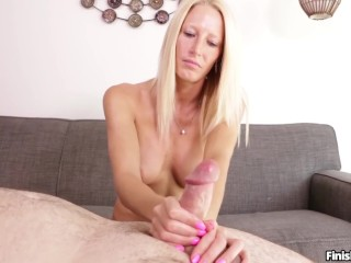 Lexi Reinz – Blonde yoga chick is fit as fuck