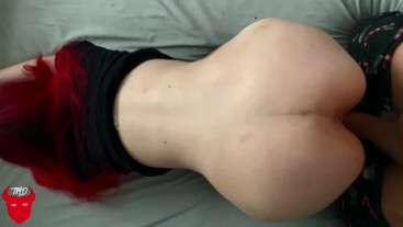 TMD: Evil Wife Winks Ass, Fucked & Creamed!