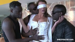 Caroline Tosca, Politically Incorrect Gangbanged