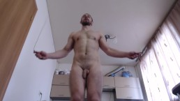 Naked Jumper, Day 2, 30 days challenge, MishafromRU