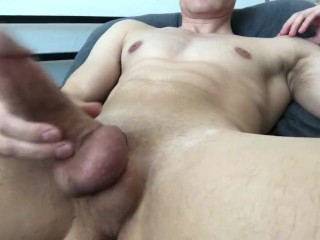 College Boys and Big White Cock