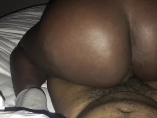 Bouncing this ass on Dickherdowndaily