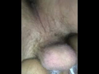 Creampie in my creamy Pussy