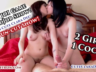 JOI Game Recorded Live Show with Clara Dee! - FULL UNCUT SHOW