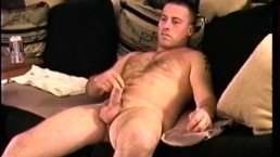 Straight Boy Casey Jacks Off