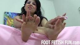 POV Femdom Foot Fetish Porn