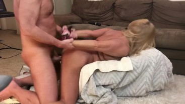 MILF BDSM FACEFUCK FUCK & FACIAL