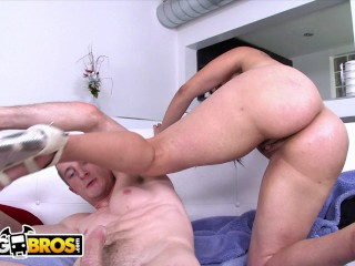 Wife Fucked By A Big Cock Bangbros - Carmen Ross Gets Her Latin Big Ass Fucked By Brick