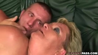 Naughty Mature Gets Fucked By A Younger Guy