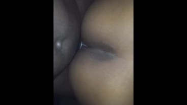 She Just Loves A Big Black Dick In Her Ass❗️