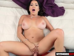 hot latina milf Julianna Vega gets fucked