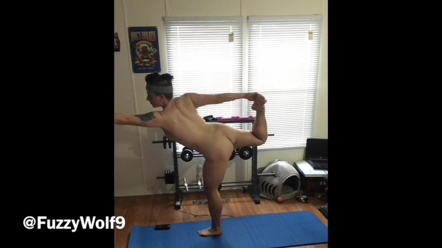 Back burning lower pain vaginal Naked lower body workout