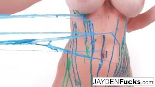 Jayden Jaymes Latex Fun