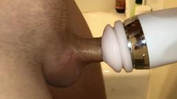 Flashlight fuck