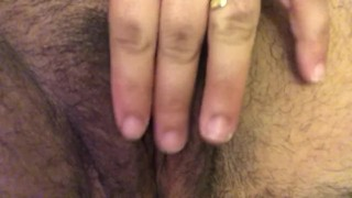 Quick Cum with first time Vibrator