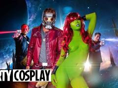 LETSDOEIT - DIRTY COSPLAY - Intergalactic Fuckgitives