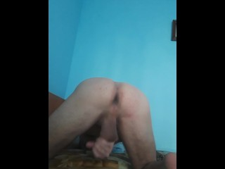 Jerking on bend over