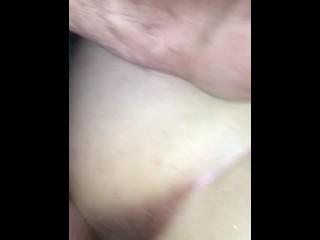 Drunken Sex Ending in Creampie