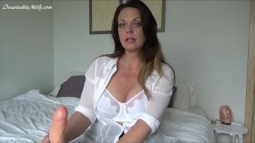 Do You Like Step-Mommy's Bra? by Diane Andrews Taboo MILF Bra Fetish