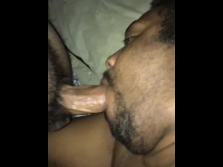 Sucking latino
