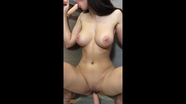 Diva porn videos Two into one. dreams about threesome - mini diva