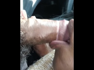 Quick BJ in the Car