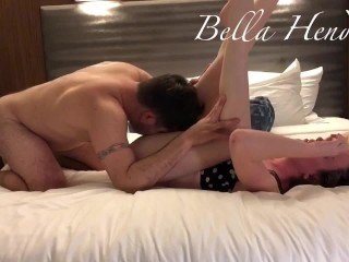 Wife foreplay with 10 Naughtiest