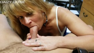 Friends Hot Mom Loves My Cock and Cum!