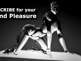 Sex machine for sound cum