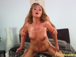 Hot Naked Neighbour Fucking, redhead mom big cock doggystyle fucked Cumshot Hardcore Mature Red Head