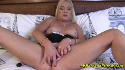 Step-Mommy Masturbates for Her STEP-SON Jerbear