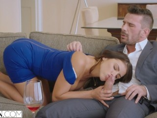 Voice Of Aang VIXEN Adriana Chechik Fucks Her Boss