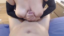 Branlette post orgasmique