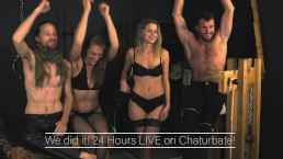 Renaissance Festival & 24hr Show // GoodVibesCouple x SexyHippies