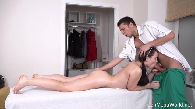 Easy fetish Tricky-masseur.com - easy di - doggy sex as massage bonus