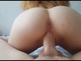 Teen gets creampie missionary and reverse cowgirl POV – Chessie Rae