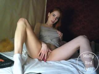 fucking big dildo young pussy - MollyRedWolf
