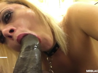 Nadia White Best BBC Blowjob Ever with Dark Lord Markus