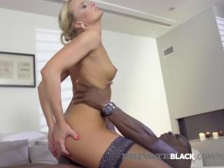 PrivateBlack - Victoria Pure Gets Ass Fucked By A Black Cock