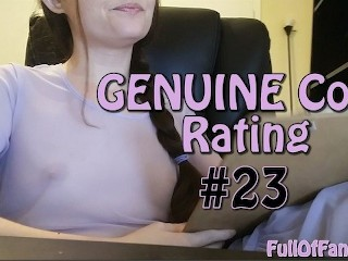Genuine Cock Rating #23 | Adorable, but in a manly way.