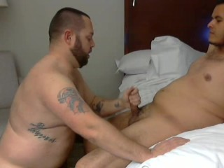 Me getting my chubby ass fucked