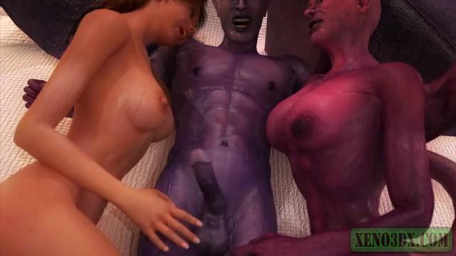 3d monstrum anální porno
