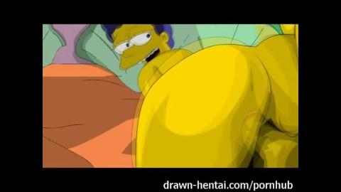 Porno simsen Simpsons Lisa