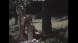 Hot Couple Fuck In The Grass
