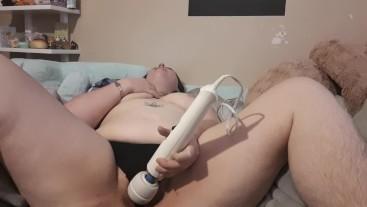 Multiple Intense Body Shaking Orgasms