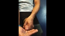 Dick Beating and Cum Eating