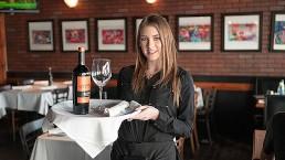 Waitress POV - Melody Marks - Pricey Pussy