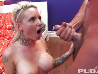 Pornhub Big Booty Orgy Fucking, Nick Manning fucks tattooed pornstar Christy Big ass Babe Big Tits Blonde
