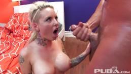 Nick Manning fucks tattooed pornstar Christy
